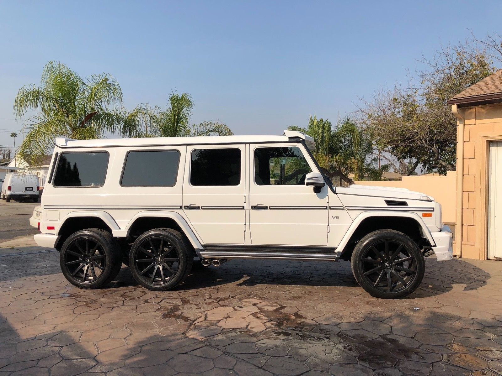 Mercedes Benz G550 Us 6 4 2015 Sixmania