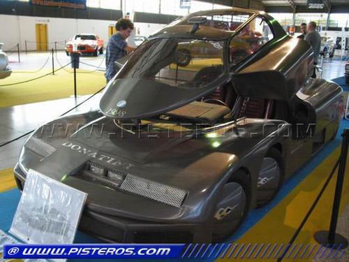Moteur Mercedes-Benz 6 roues 300Km h