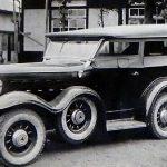 Hudson Staff car 1933