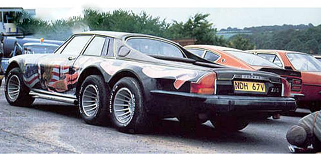 1980 XJS Pick-Up Interstate Six