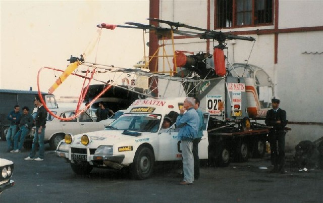 Pierre tissier sixmania for Porte helicoptere